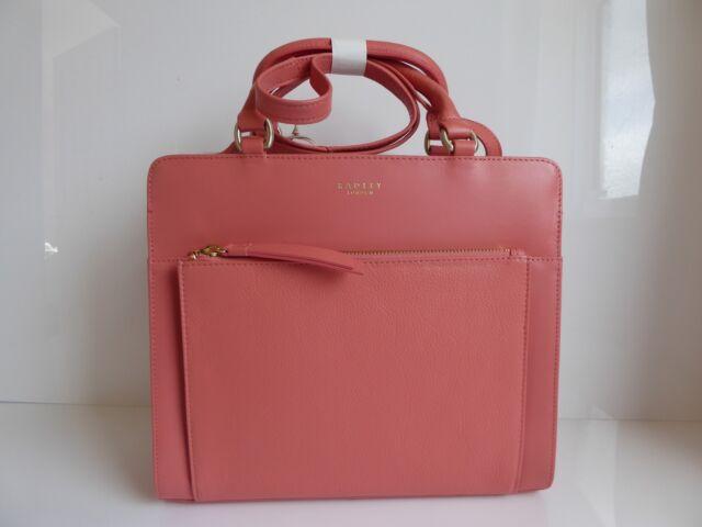 e630460d5d Radley Clerkenwell Leather Multiway Bag - for sale online