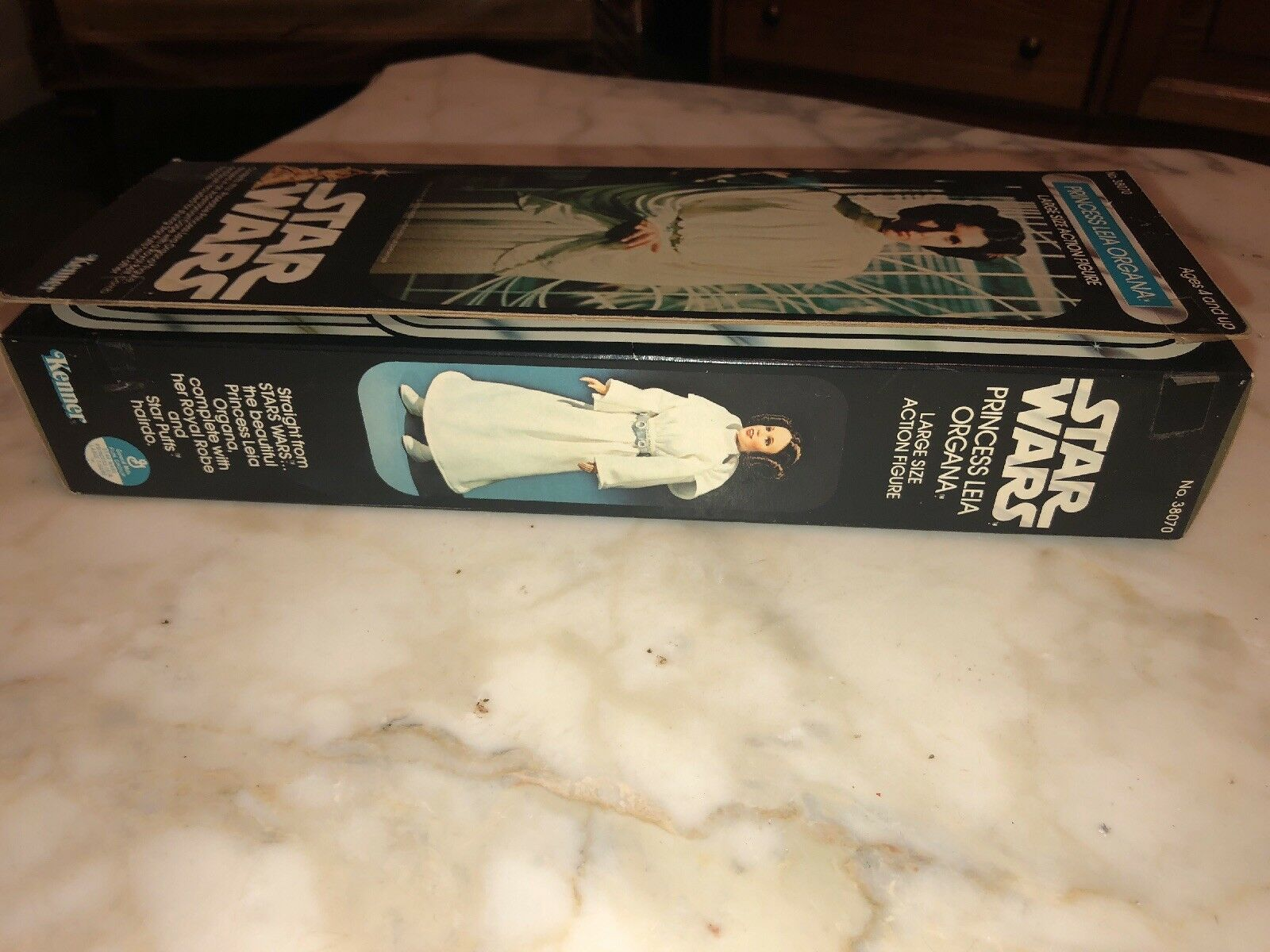 Original 1978 Kenner Star Star Star Wars 12  Princess Leia Action Figure NEW in SEALED BOX d5c285