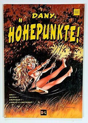 B & L Verlag Erotik Cartoons DANY HÖHEPUNKTE limitiert