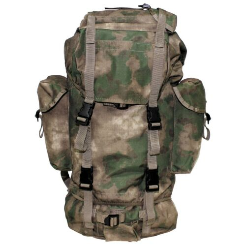 BW Military Tactical Outdoor Combat Patrol Large 65L Backpack Bag Color Options