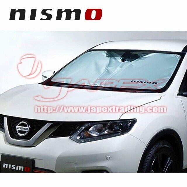 NISMO Sun Shade for NISSAN X-TRAIL T32 Nismo logo printed 99905 ...