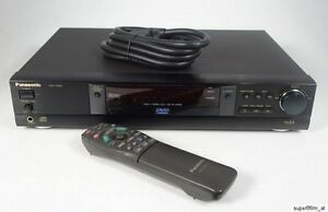 panasonic dvd a350 class aa dvd player cd player. Black Bedroom Furniture Sets. Home Design Ideas
