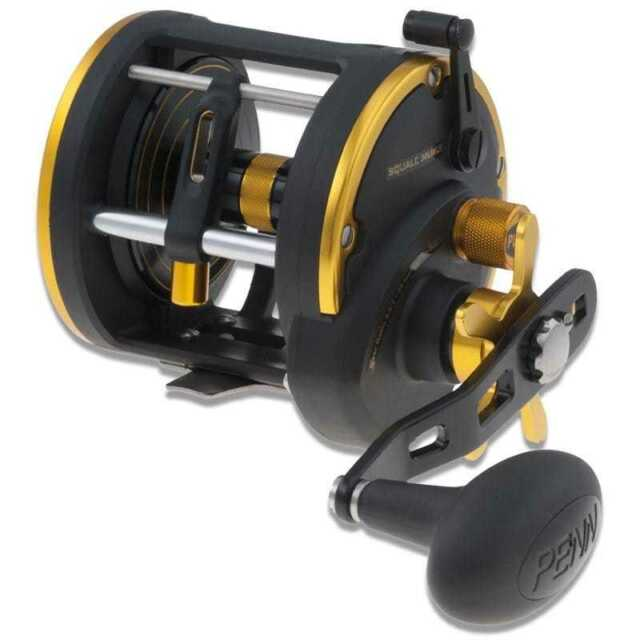 PENN Squall 15 Levelwind Reel Box Multirolle by TACKLE-DEALS !!!