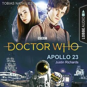 JUSTIN-RICHARDS-DOCTOR-WHO-APOLLO-23-4-CD-NEW
