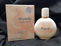 Magnolia Eau De Toilette Perfume By Yves Rocher 3.38 Fl Oz 100 Ml Spray