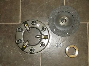 new allis chalmers clutch kit w bearings b c ca d10 d12. Black Bedroom Furniture Sets. Home Design Ideas