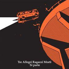 TRE ALLEGRI RAGAZZI MORTI - SI PARTE EP - NEW SEALED NUMBERED LP VINYL 2014 #167
