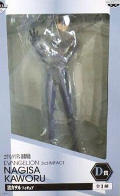 Used Banpresto Ichiban Kuji D Evangelion Third Impact Kaworu Nagisa