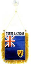 Mexico Flag Mini Banner 4 x 6 w/ Suction Car Window Decoration Mexicano Latino Verzamelingen Vóór 1939