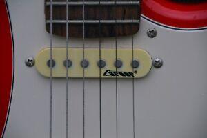 E-Gitarre-Gitarre