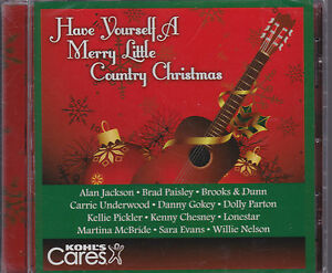 Merry Little Christmas 2011.Details About Have Yourself A Merry Little Country Christmas 2011 Sony Music Cd New