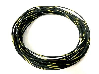 REEL OF 500 FEET AUTOMOTIVE WIRE 18 AWG HIGH TEMP TXL WIRE BLACK 500 FT