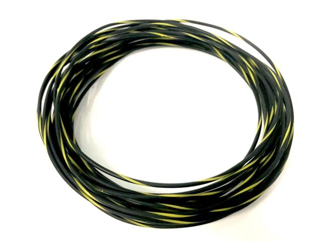 REEL OF 250 FEET AUTOMOTIVE WIRE 18 AWG HIGH TEMPERATURE TXL WIRE BLACK