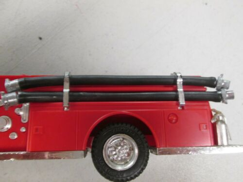 1970 Hess Fire Truck Parts Hose Set with Chrome Finished Fittings