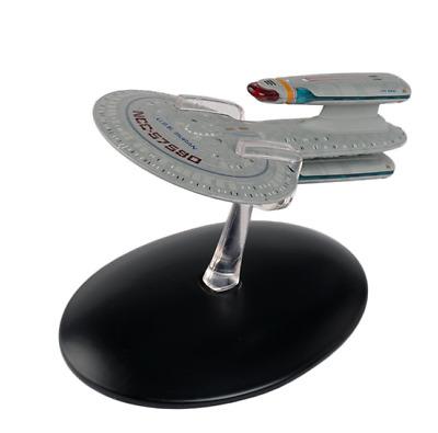 U.S.S Honshu Nebula Class Star Trek Metall Modell Diecast Eaglemoss #26 deutsch