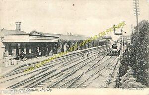 Gatwick Earlswood 7 Redhill to Three Bridges Horley Railway Station Photo