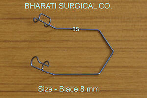 Barraquer-wire-Speculum-child-size-8-mm-blade-spread-19-mm-0-9-mm-wire-SI166