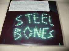 VUVUVULTURES - STEEL BONES - 2013 PROMO CD SINGLE
