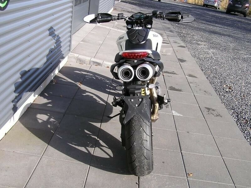 Ducati, Hypermotard 796, ccm 803