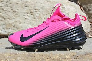 reputable site 181c9 6cb8d Image is loading 15-Mens-Nike-Lunar-Vapor-Trout-Mothers-Day-