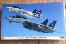 Hasegawa F-14B Tomcat 'Vf-11 Red Rippers' 1:72 00808 New Sealed