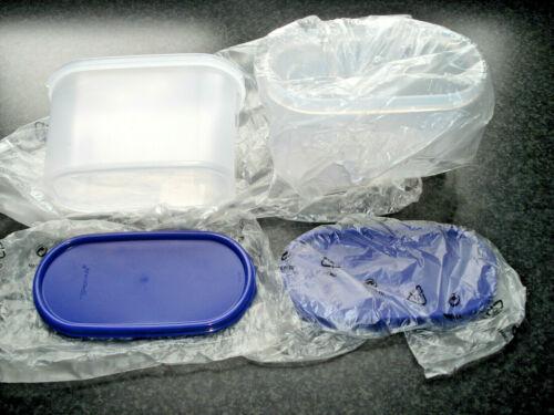 Eidgenossen Vorratsbehälter mit dichtem Deckel Tupperware 2 x Eidgenosse 1,1 L