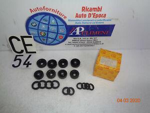 9441 KIT SERIE GOMMINI REVISIONE FRENI COMPLETA COMPLETA FIAT 1100D 103H-103D