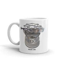 Coleman 426 Series 3 Burner Stove Custom Mug