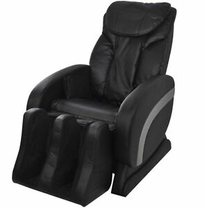 Full Body Electric Massage Chair Recliner Armchair Stretched Foot Zero  Gravity