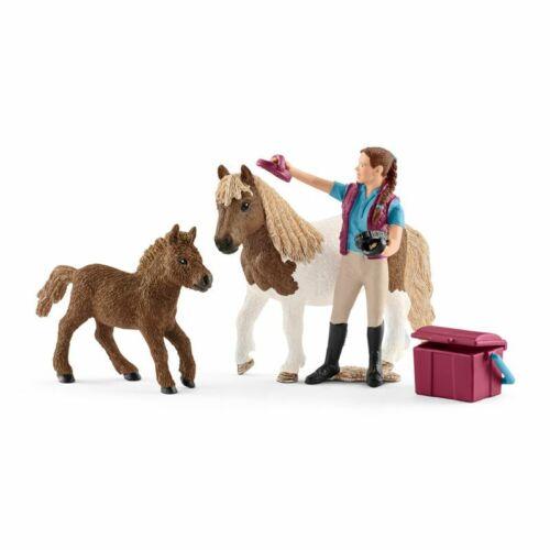 SCHLEICH 42362 cavalli layoro shettys Horse Club pferdhof ACCESSORI Play Cavalli
