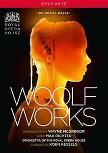 RICHTER-WOOLF-WORKS-DVD