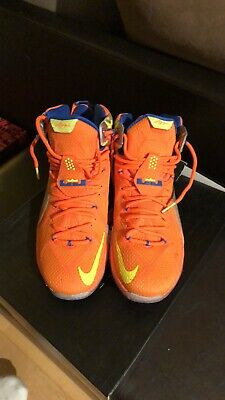 on sale a7740 cbf9f LeBron Twelves basketball shoes size 12 | eBay