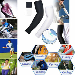 A-Pair-Unisex-Outdoor-Sports-Cooling-Arm-Sleeves-Cover-UV-Sun-Protection
