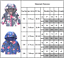 Toddler-Kids-Boy-Girl-Waterproof-Floral-Hooded-Coat-Jacket-Windbreaker-Outerwear thumbnail 4