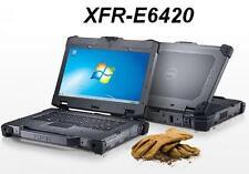 Dell E6420 XFR Full-Rugged WIN 7 Pro i7-2640M 2.8GHz 500GB-SSD 8GB RAM HDMI WIFI