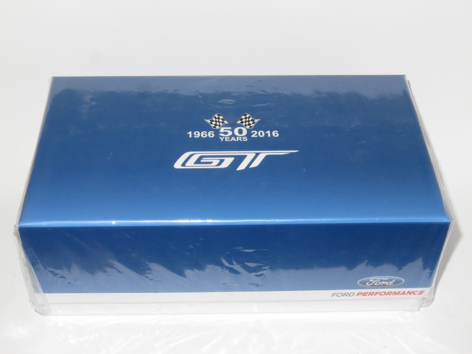1 43 Ford Performance Ford GT 50th Anniversary Le Mans Set 1966-2016