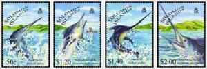 Timbres-Poissons-Salomon-907-10-annee-1998-lot-26550
