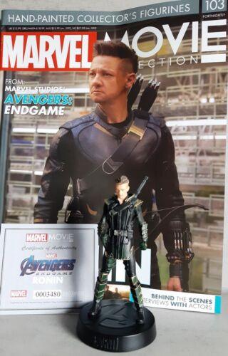 EAGLEMOSS engl. MARVEL MOVIE COLLECTION #103 Ronin Figurine Avengers: Endgame