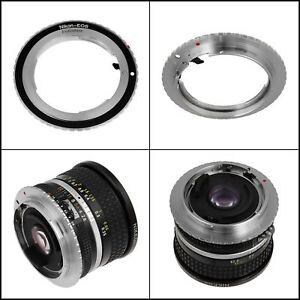 Fotodiox-Lens-Mount-Adapter-Nikon-Nikkor-F-D-SLR-To-Canon-EOS-EF-EF-S-SLR-Camera