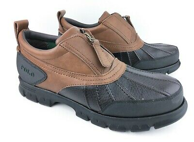 Kewzip II Leather Duck Boots sz