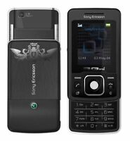 Sony Ericsson T303 Black Slider Limited Edition Rg512 Without Simlock