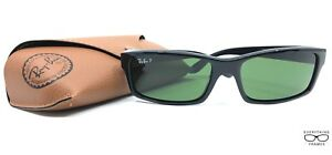 204daeb49f Image is loading Ray-Ban-RB4151-601-2P-Black-Polarized-Sunglasses-