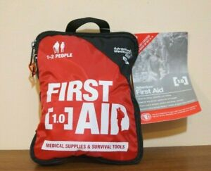 Adventure Medical Kits AMK 1.0 First 1st Aid Kit w Instructions Camping Hiking