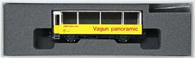 Kato 5253 RhB offener Panorama Personenwagen b2097 (N Maßstab)