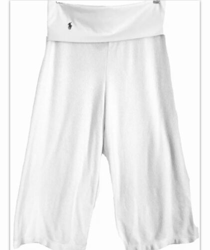 Ralph Lauren Gaucho Capri Pants Women's Small Wide