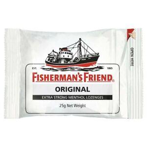 Fisherman's Friend Original Throat Lozenge 25g