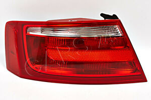 LED Outer Wing Tail Light Rear Lamp Left OEM Audi A7 2010