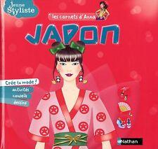 Jeune styliste - Japon - Pouligny & D'Andon