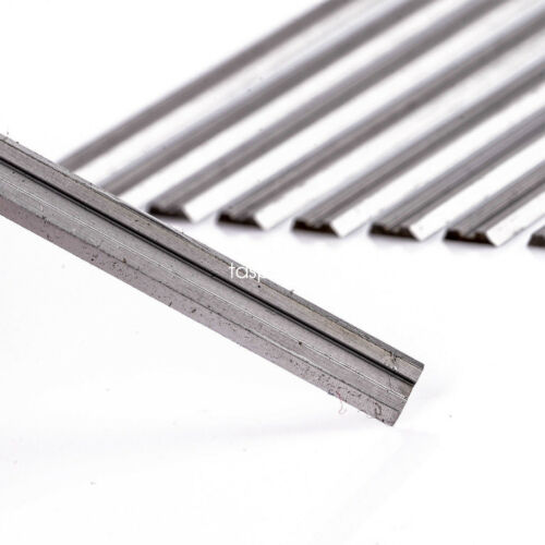 """20PC 3-1//4/"""" Planer Blades for B/&D DN720 BD711 KW713  KW725 BD713 BD725 82mm"""