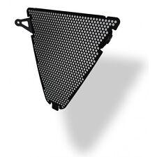 DUCATI 959 Panigale Lower Black Radiator Guard/Cover/Shield Evotech Performance